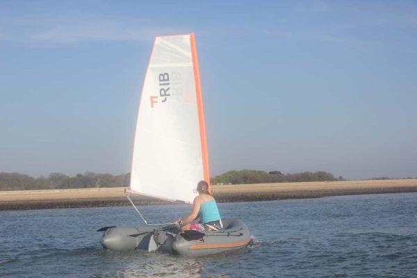 Foldable Rib 275 Sail